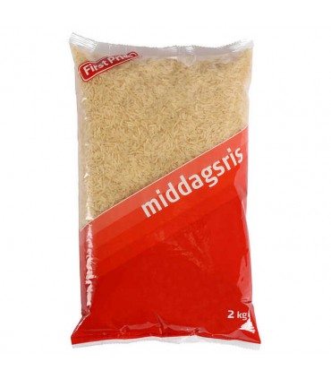 Middagsris 2kg First Price