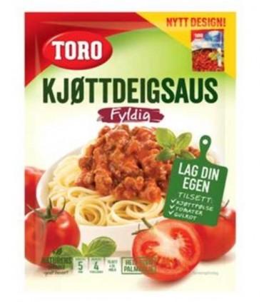 Kjøttdeigsaus Toro