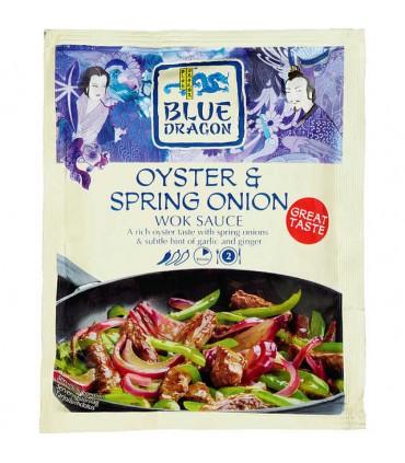 Woksauce Oyster Spring Onion 120g Blue Dragon