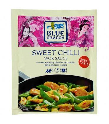 Woksaus Sweet Chili 120g Blue Dragon