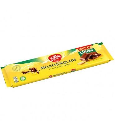 Melkesjokolade Kvikk Lunsj 200g Freia