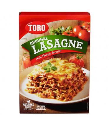 Lasagne Ovnsrett 200g Toro