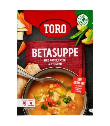 Betasuppe 112g Toro