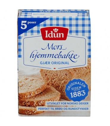 Tørrgjær Original 5pk Mors Hjemmebakte Idun