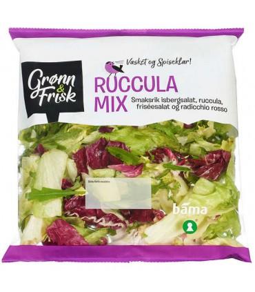 Ruccula Mix 175g Grønn&Frisk