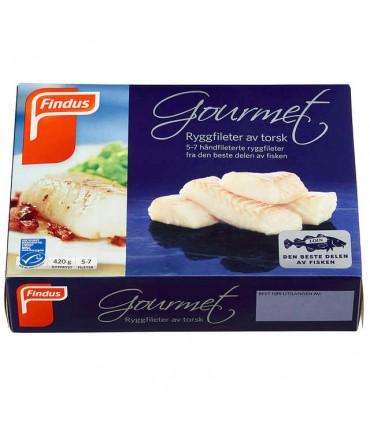 Torskefilet Gourmet 420g Findus