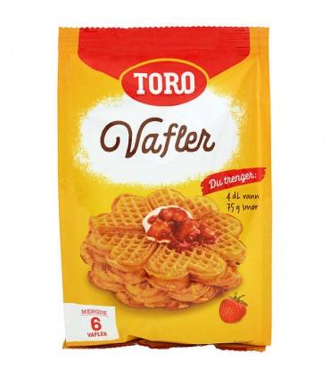 Vafler Mix 246g Toro