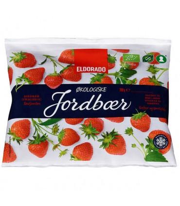 Jordbær Økologisk 300g Eldorado