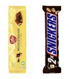 Sjokolade /Tyggegummi/Pastiller